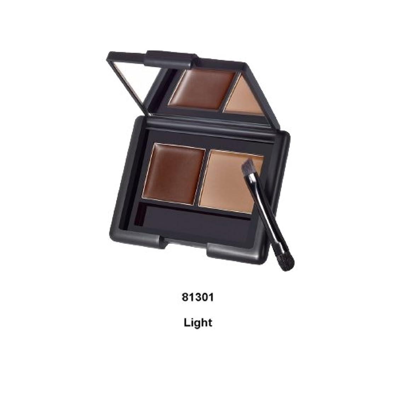 ハッチ尽きる応用(6 Pack) e.l.f. Studio Eyebrow Kit - Light (並行輸入品)
