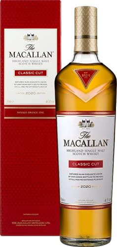 The Macallan The Macallan CLASSIC CUT Highland Single Malt Limited Edition 2020 55%, 0.7 l in Geschenkbox