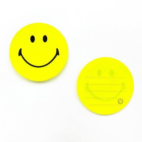 『アクティブコーポレーション スマイリー 蛍光付箋 ATE-242』の2枚目の画像