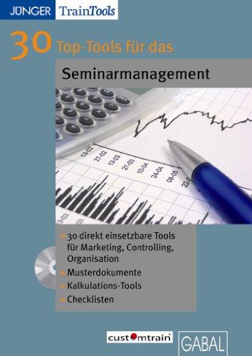30 Top-Tools für das Seminarmanagement [import allemand]