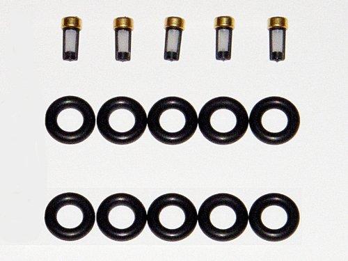 Bosch inyector reconstruir Kit Juntas filtros EV1 EV6 5