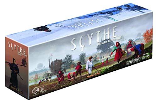 Feuerland Spiele 61859 Scythe: Invasoren aus der Ferne