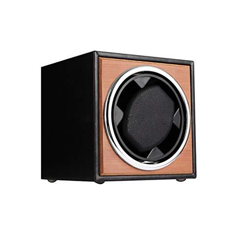 WERTYG Single Uhrenbeweger für Mechanische Uhren, USB Universal Wippe mit Automatikaufzug(Ohne Abdeckung)