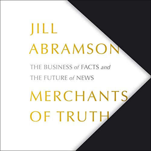 The Merchants of Truth audiobook cover art