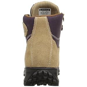 Vasque Women's Skywalk Gore-Tex Backpacking Boot, Desert Sand/Plum, 7.5 M US