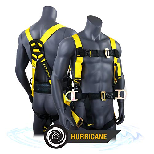 Fall Arrest Safety Harnesses