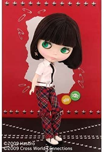 Blythe Shop Limitation Doll Punkaholic People (mode Doll)