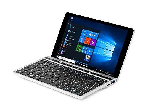 GamePad Digital GPD Pocket 2 - Ultra Mobiler PC aus Magnesium mit Windows 10, Full-HD 7-Zoll-Bildschirm, Quad-Core Intel m3-8100Y, RAM 8 GB, DDR3, W-LAN, Dual Band AC, Bluetooth, 4K, HDMI