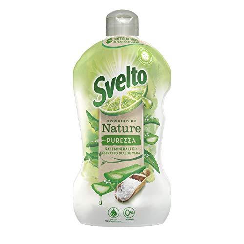 Svelto Powered by Nature Purezza, Sali Minerali ed Estratti di Aloe Vera, 450 ml