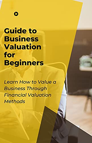 Guide To Business Valuation For Beginners: Learn How To Value A Business Through Financial Valuation Methods (English Edition)