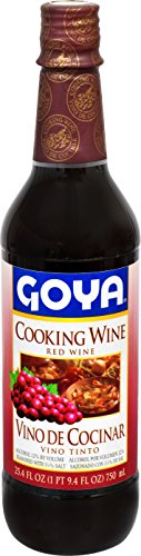 Red Cooking Wines