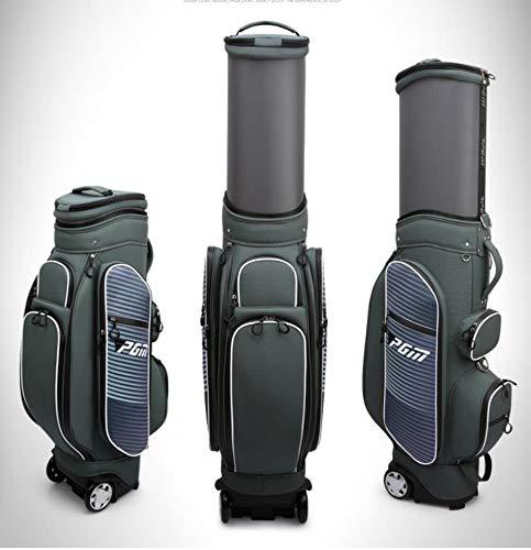 Buy Bargain Leaysoo Golf Telescopic Bag Tug Airline Bag Travel Waterproof,Gray
