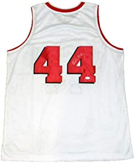 Frank Kaminsky Autographed Signed Wisconsin Badgers Autographed Signed #44 Basketball Jersey - JSA Authentic