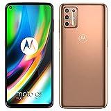 Motorola Moto G9 Plus - Smartphone 128GB, 4GB RAM, Dual Sim, Rose Gold