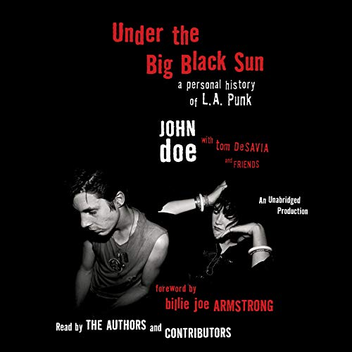 Couverture de Under the Big Black Sun
