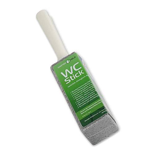 PROBISA Der WC Cleaning Block, Toilette-Reinigungsstein mit Griff Kalkentferner und Urinsteinentferner extra stark für Bad, Dusche, Toilette und Waschbecken