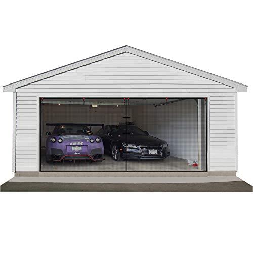 Cortina para puerta de garaje.