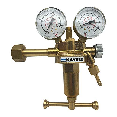 KAYSER Druckminderer Stickstoff 0-40 bar