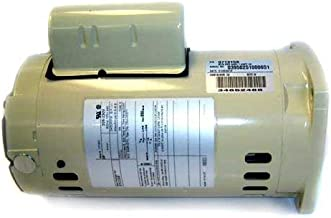 Pentair 071315S Almond Single Phase 1-1/2 HP Square Flange Motor Replacement Inground Pool and Spa Pump