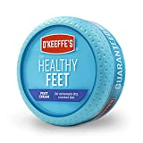 Button to buy O'Keeffe's Foot Cream for Healthy Feet to combat dry, cracked hands and feet