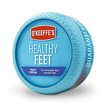 O Keeffe s Healthy Feet Foot Cream 3.2 ounce Jar