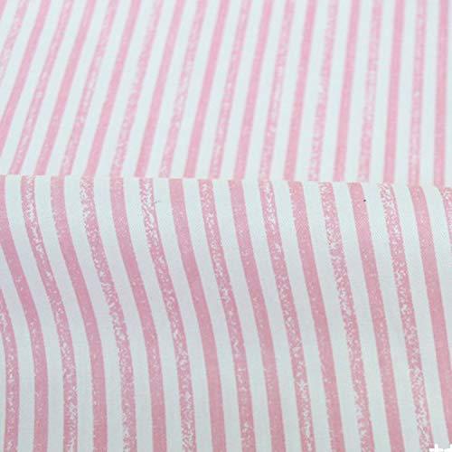 100% coton imprimé sergé tissu tissé respirant doux pour la literie textile maison bricolage couture robe tissu faisant tissu peigné-rouge-150 X160 cm