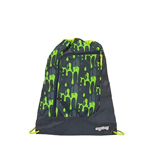 ergobag Unisex-Kinder Gym Bag Tasche Mehrfarbig (Glibbbear)