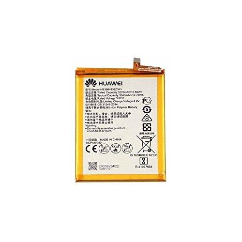 2018 Original HUAWEI HB386483ECW+ AKKU für Huawei Honor 6X G9 Plus Nova Plus NEU