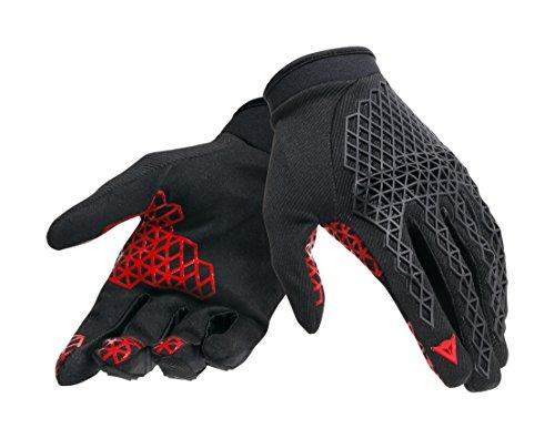 Dainese Tactic Gloves Ext Guantes de MTB, Unisex-Adult, Negro/Negro, M