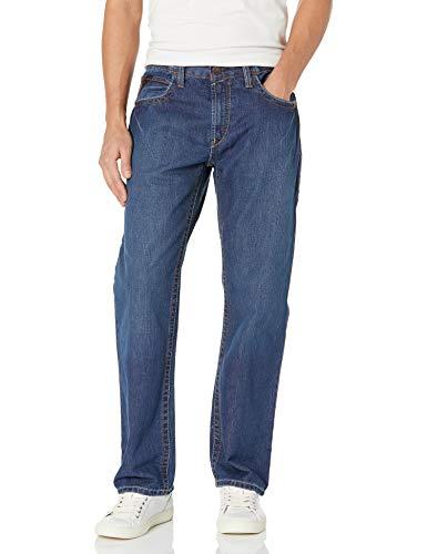 Ariat Men's Men's Flame Resistant M3 Loose Fit Straight Leg Jean, Flint, 29x32