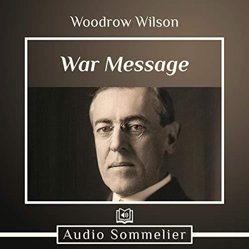 War Message audiobook cover art