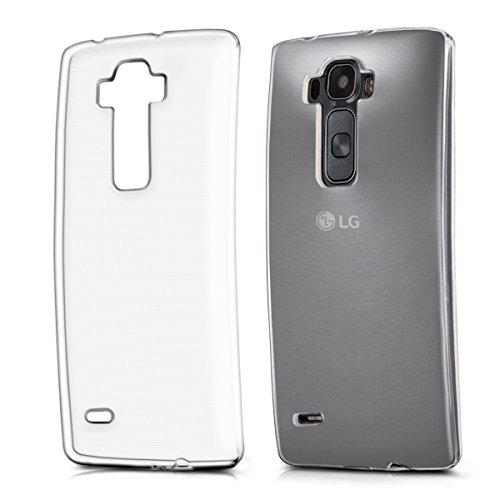 kwmobile LG G Flex 2 Hülle - Handyhülle für LG G Flex 2 - Handy Case in Transparent