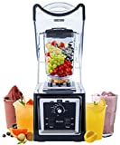 Wantjoin Professional Commercial Soundproof Quiet blender for ice...