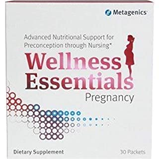 Metagenics Wellness Essentials® Pregnancy – Nutritional Support for Preconception through Nursing* | 30 packets
