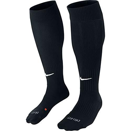 Nike SX5728 - Calze Unisex Adulto, Nero (Tm Black/White), X-Large