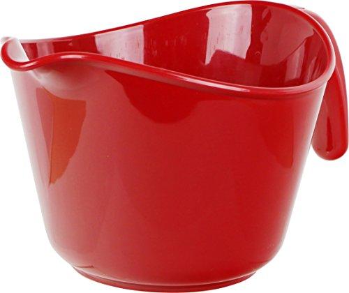 Reston Lloyd 92600 Calypso Basics 2 Quart ondes Batter Bowl - Rouge