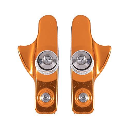BOROCO Pastillas de Freno de Bicicleta de aleación de Aluminio de 2...