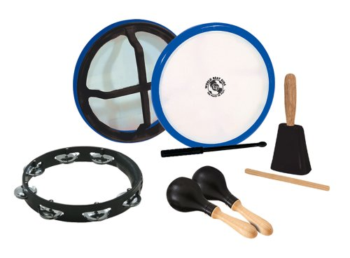 Lp Pack De Percusion Wbk400 World Beat Kids World Rhythm Set