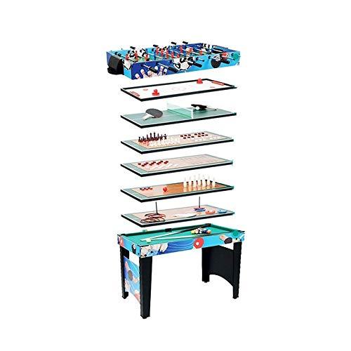 Tischfußball Tisch Miniatur Gaming 12 in 1 kombiniertem Spiel-Tabelle Set Unterhaltung Tabelle 42