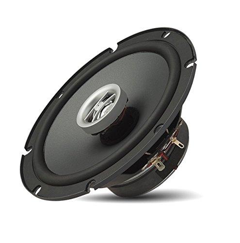 "Powerbass L2-652 6-1/2"" 2Ω 2-Way Auto Sound L Series Full-Range Coaxial Car Speakers"