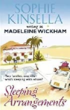 Sophie Kinsella Writing as Madeleine Wickham Collection - 3 Books -Cocktails For Three-The Wedding Girl-Sleeping Arrangeme...