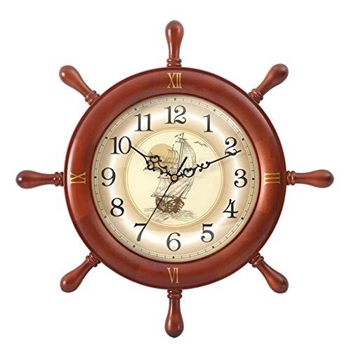 WALL CLOCK, Reloj de sala de estar, moderno reloj minimalista de la atmósfera, reloj creativo de cuarzo Rollsnownow
