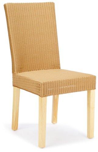 Hansen 6211 Lloyd-Loom-Stuhl 46 x 60 x 95 cm Natur