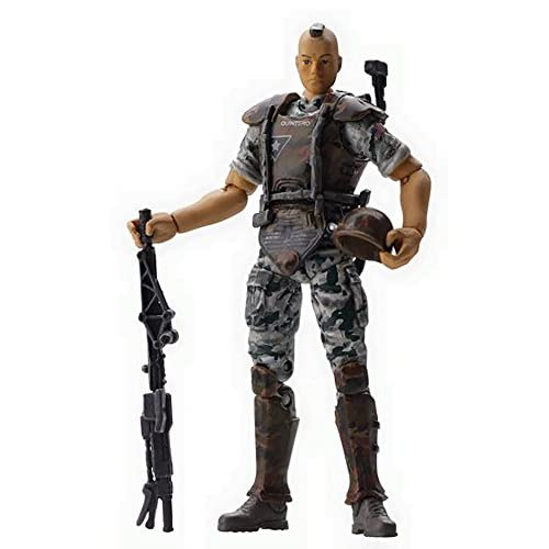 Aliens Colonial Marine Redding 1:18 Scale 4 Inch Acton Figure Hiya Toys New