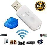 Boka Retails Wireless Mini Bluetooth Receiver,Dongle 4.0 USB Music Audio Receiver Wireless Transmitter