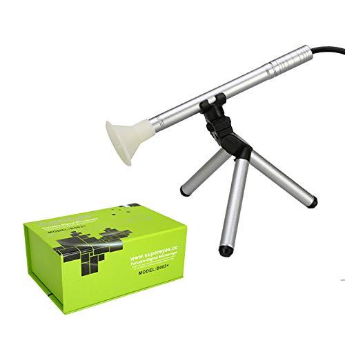 Supereyes B003 2MP 1-300X Continous Focal USB Microscope