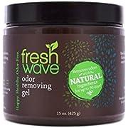 Fresh Wave Odor Eliminating Crystals, 15-Ounce Jar (Pack of 4)