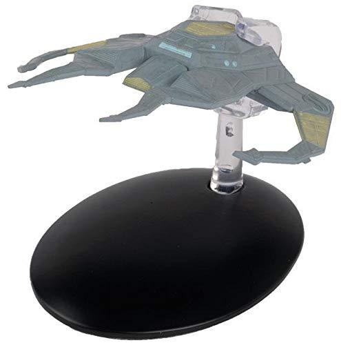 Star Trek – die Raumschiffsammlung - Eaglemoss Raumschiff Modell #147 mit englischem Magazin Baran's Raider (Mercenary Vessel)