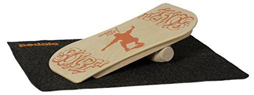 pedalo Surf I Ultimatives Fun-Sport Gerät I Gleichgewichtstrainer I Balance Board I Koordination I Functional Training