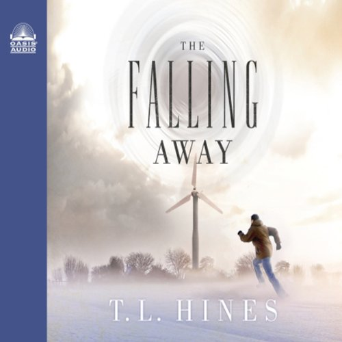The Falling Away audiobook cover art